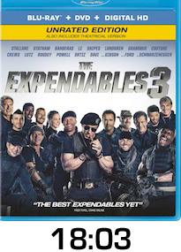 Expendables 3 Bluray Review