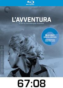 Lavventura Bluray Review