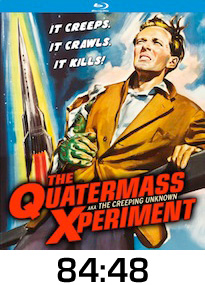 Quatermass Xperiment Bluray Review