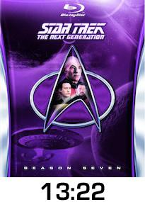 Star Trek TNG Season 7 Bluray Review