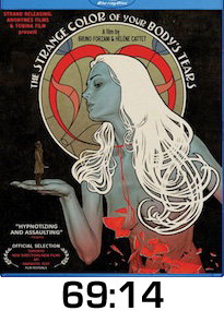 The Strange Colors of Your Bodys Tears Bluray Review