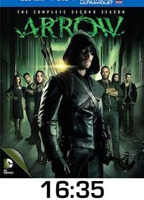 Arrow Season 2 Bluray Review2