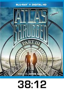 Atlas Shrugged Part III Bluray Review