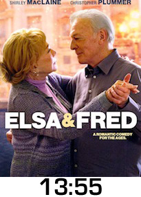 Elsa and Fred Bluray Review