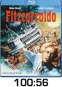Fitzcarraldo Bluray Review
