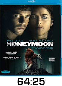 Honeymoon Bluray Review
