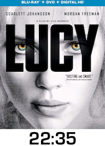 Lucy Bluray Review