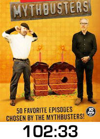 Mythbusters DVD Review