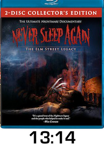 Never Sleep Again Bluray Review