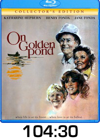 On Golden Pond Bluray Review