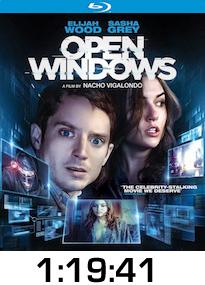 Open Windows Bluray Review