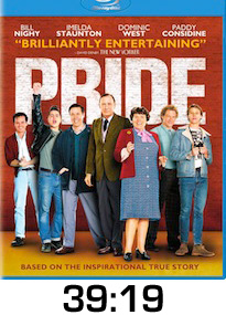 Pride Bluray Review