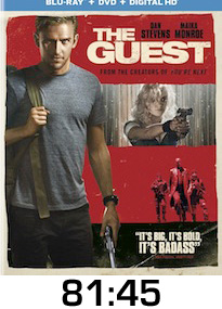 The Guest Bluray Review
