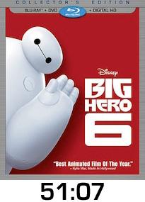 Big Hero 6 Bluray Review
