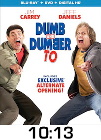 Dumb and Dumber To Bluray Review
