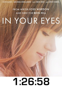 In Your Eyes DVD Review
