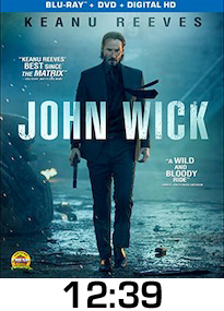 John Wick Bluray Review