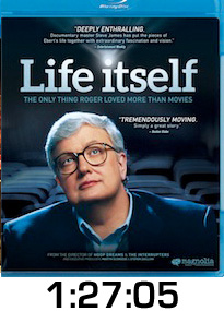 Life Itself Bluray Review
