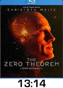 Zero Theorem Bluray Review