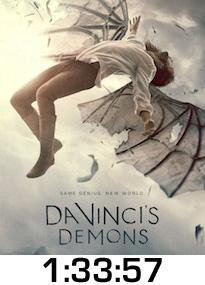 Da Vincis Demons Season 2 Bluray Review