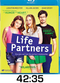 Life Partners Bluray Review