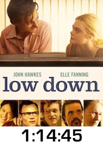 Low Down DVD Review