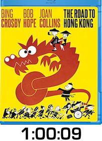 Road to Hong Kong Bluray Review
