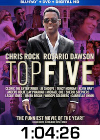 Top Five Bluray Review