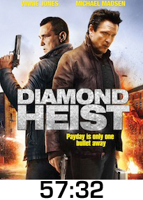 Diamond Heist DVD Review