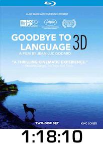 Goodbye To Language Bluray Review