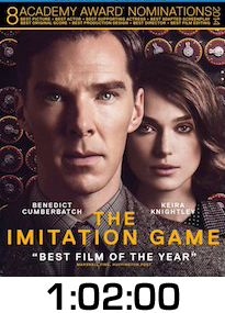 Imitation Game Bluray Review