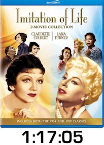 Imitation of Life Bluray Review