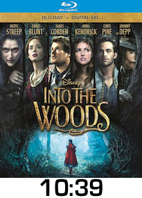 Into The Woods Bluray Review