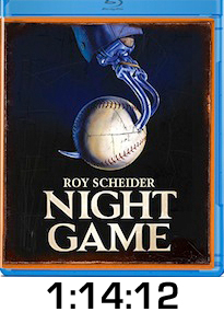 Night Game Bluray Review