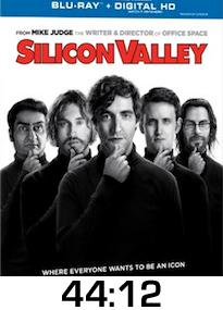 Silicon Valley Season 1 Bluray Review