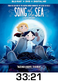 Song of the Sea Bluray Review