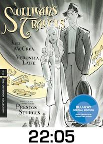 Sullivans Travels Bluray Review