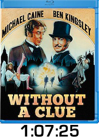 Without A Clue Bluray Review