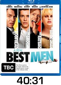 A Few Best Men Bluray Review