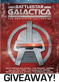 Battlestar Galactica Giveaway Image