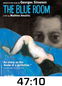 Blue Room DVD Review