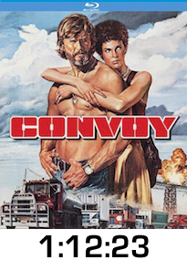 Convoy Bluray Review