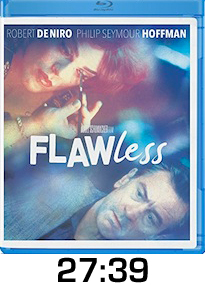 Flawless Bluray Review