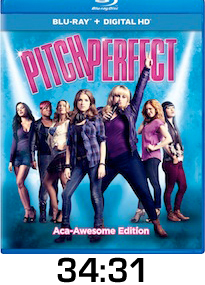 Pitch Perfect Bluray Review