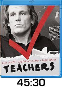 Teachers Bluray Review