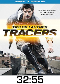 Tracers Bluray Review