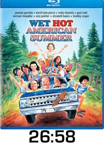 Wet Hot American Summer Bluray Review