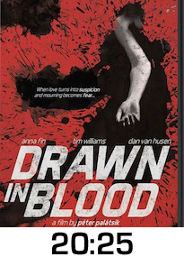 Drawn In Blood DVD Review