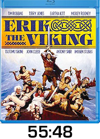 Erik The Viking Bluray Review