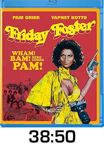 Friday Foster Bluray Review
